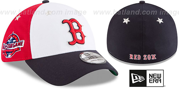 4c480755788dbf Boston Red Sox 2018 MLB ALL-STAR GAME FLEX Hat by New Era