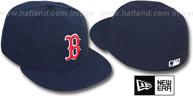 Boston Red Sox PERFORMANCE GAME Hat by New Era c84bc8d1c045