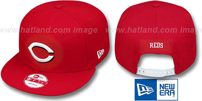 Reds 'REPLICA HOME SNAPBACK' Hat by New Era