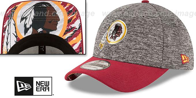 Washington Redskins 2016 NFL DRAFT FLEX Hat by New Era 78665981c