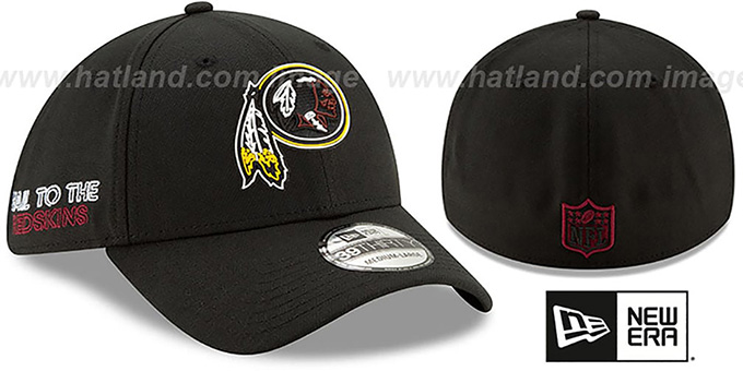 Redskins '2020 NFL VIRTUAL DRAFT FLEX'  Hat by New Era