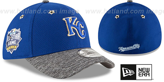 95c2c1cd Kansas City Royals 2016 MLB ALL-STAR GAME FLEX Hat by New Era