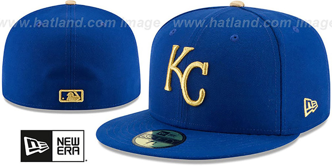 Kansas City Royals AC-ONFIELD ALTERNATE Hat by New Era 535e4cbf4224