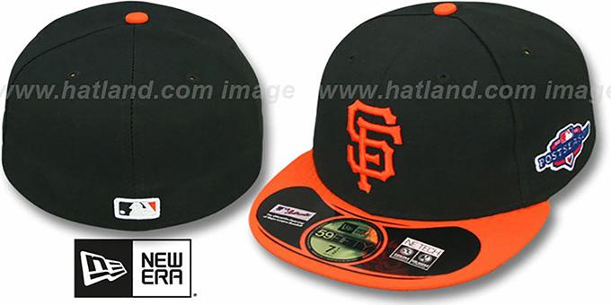 San Francisco SF Giants 2012 PLAYOFF ALTERNATE Hat c5f70604ff0