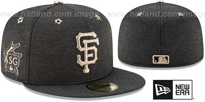 d40ffb515796d3 San Francisco SF Giants 2017 MLB ALL-STAR GAME Fitted Hat