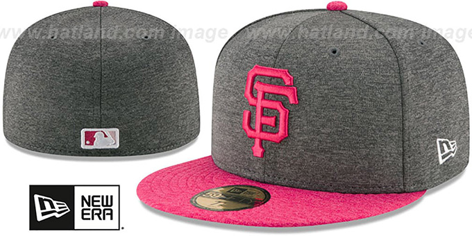 SF Giants '2017 MOTHERS DAY' Fitted Hat by New Era