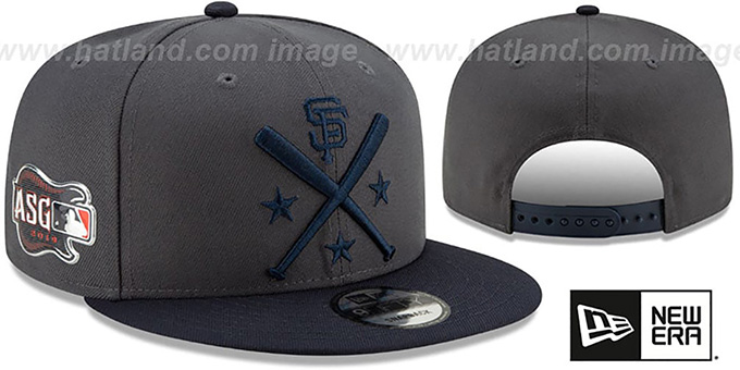SF Giants '2019 MLB ALL-STAR WORKOUT SNAPBACK' Hat by New Era