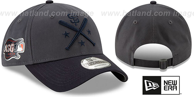 SF Giants '2019 MLB ALL-STAR WORKOUT STRAPBACK' Hat by New Era
