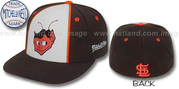 St Louis Browns Zella Hat By Mitchell And Ness At Hatland Com