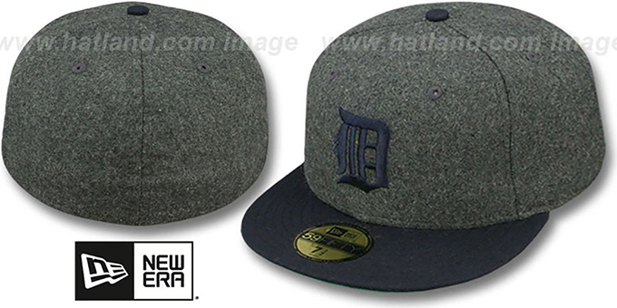 Tigers '1935 COOPERTOWN' Fitted Hat by New Era