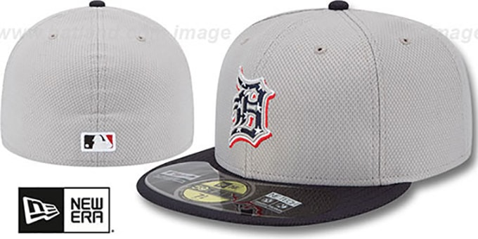 Tigers 2013 'JULY 4TH STARS N STRIPES' Hat by New Era : pictured without stickers that these products are shipped with