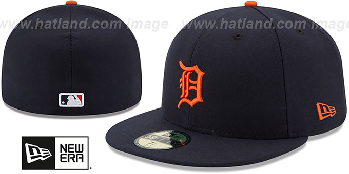 Tigers 'AC-ONFIELD ROAD' Hat by New Era