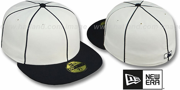 White Sox 2006 'ALTERNATE GAME' Hat by New Era : pictured without stickers that these products are shipped with