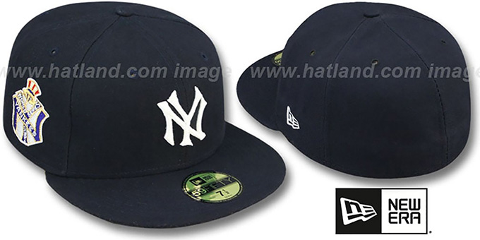 New York Yankees 1951 WORLD SERIES GAME-2 Hat by New Era 9e3ec34272f