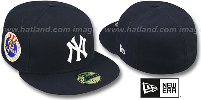 Yankees 1962 'WORLD SERIES GAME'-2 Hat by New Era : pictured without stickers that these products are shipped with