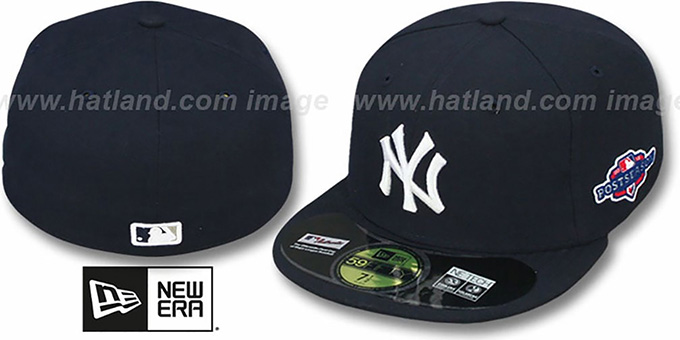 New York Yankees 2012 PLAYOFF GAME Hat by New Era 85e3836c60f