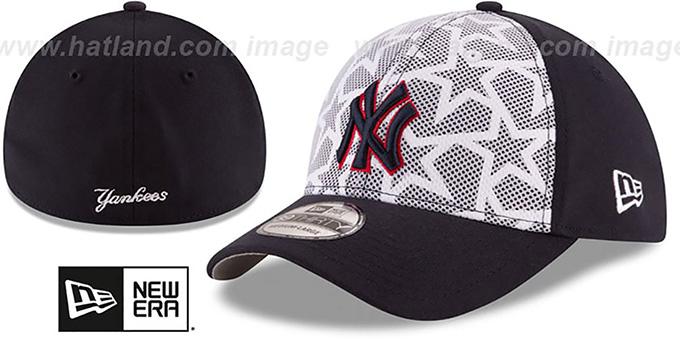 f1d4b5c8629 ... New Era. Yankees  2016 JULY 4TH STARS N STRIPES FLEX  Hat by ...