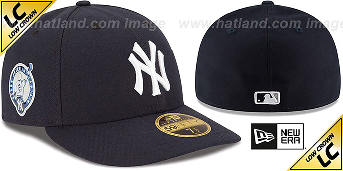b202473ee0a ... New Era. video available. Yankees  2017 JETER LOW-CROWN ONFIELD GAME   Hat by ...