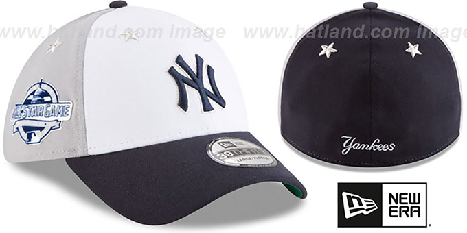 5cff53d01b3f8 ... New Era. video available. Yankees  2018 MLB ALL-STAR GAME FLEX  Hat by  ...