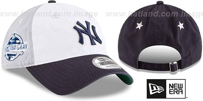 Yankees 2018 MLB ALL-STAR GAME STRAPBACK Hat by New Era 0367de9d1c5