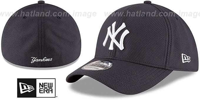 Yankees  DIAMOND ERA CLASSIC  Flex Hat by New Era 346b2a326c8