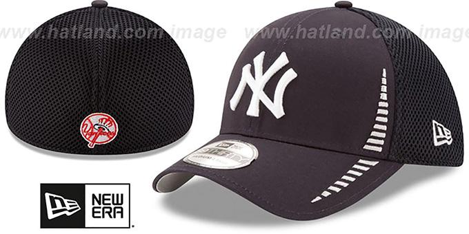 dcd06ff37ec Yankees  NEO SPEED MESH-BACK  Navy Flex Hat by New Era