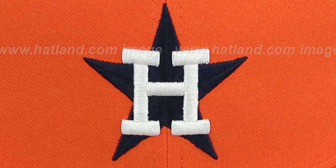 Astros 1970s 'PERFORMANCE GAME' Hat by New Era