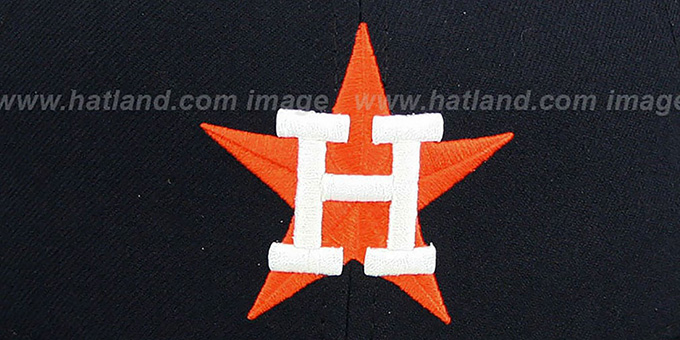 Astros 1980s 'PERFORMANCE GAME' Hat by New Era