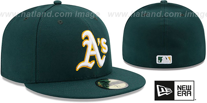 Athletics '2017 ONFIELD ROAD' Hat by New Era