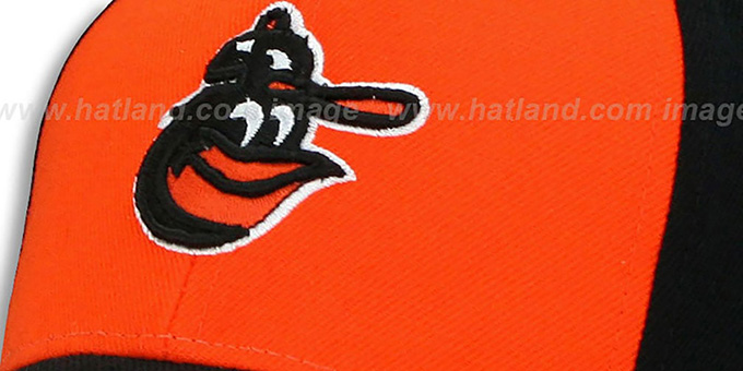 Orioles 1975 ALTERNATE Fitted Hat By American Needle