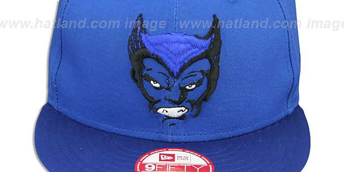 Beast 'CABESA-MUTANT SNAPBACK' Adjustable Hat by New Era