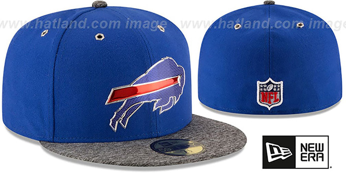 Bills '2016 NFL DRAFT' Fitted Hat by New Era