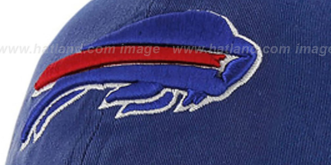Bills 'NFL FRANCHISE' Royal Hat by 47 Brand