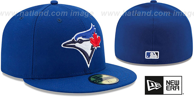 Blue Jays 'AC-ONFIELD GAME' Hat by New Era