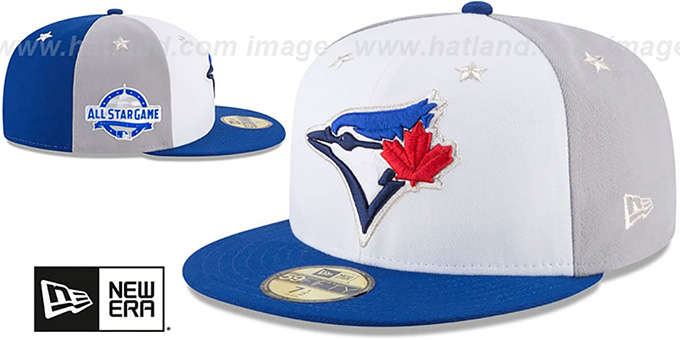 Blue Jays '2018 MLB ALL-STAR GAME' Fitted Hat by New Era