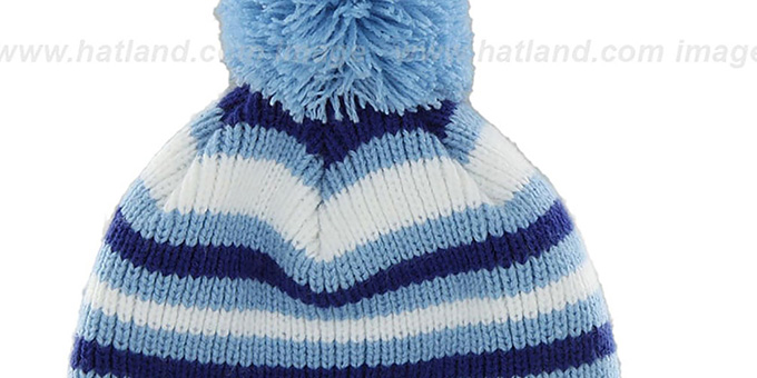 Blue Jays MLB 'INCLINE' Knit Beanie Hat by 47 Brand