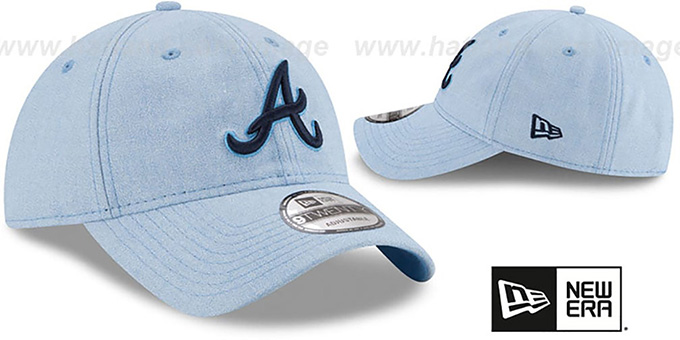 Braves '2018 FATHERS DAY STRAPBACK' Hat by New Era
