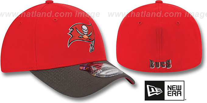 Buccaneers '2015 NFL DRAFT FLEX' Hat by New Era