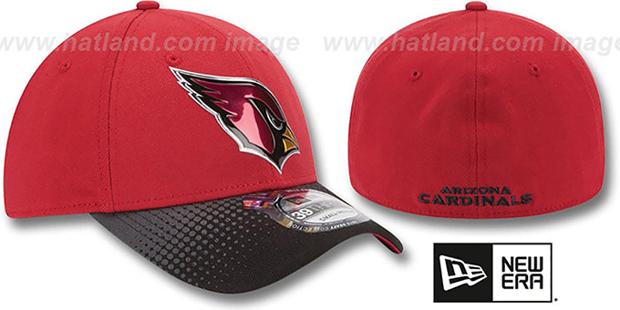 Cardinals '2015 NFL DRAFT FLEX' Hat by New Era