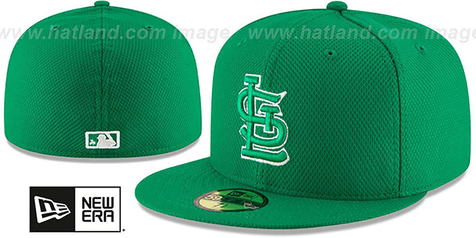 Cardinals '2016 ST PATRICKS DAY' Hat by New Era