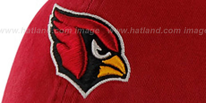 Cardinals 'NFL FRANCHISE' Burgundy Hat by 47 Brand