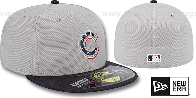 Cubs 2013 'JULY 4TH STARS N STRIPES' Hat by New Era