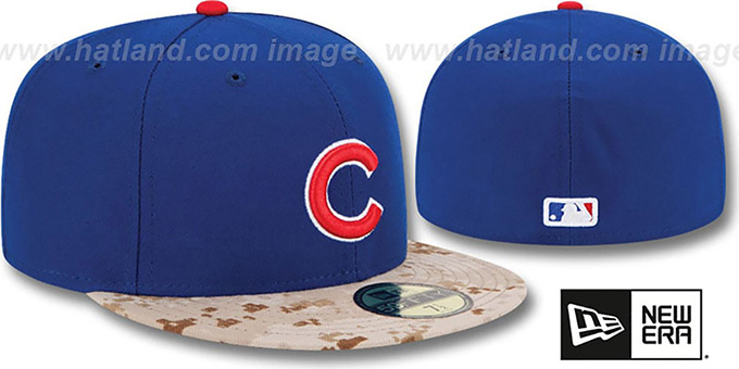 c8f716ab295 ... Cubs  2015 STARS N STRIPES  Fitted Hat by New Era ...