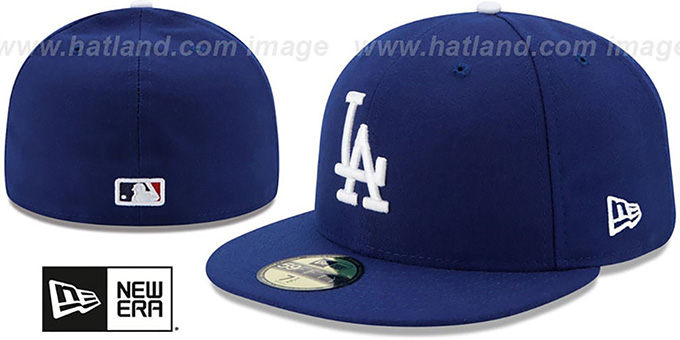 Dodgers 2016 'PLAYOFF GAME' Hat by New Era