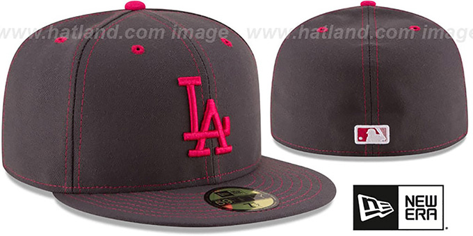 Los Angeles Dodgers MOTHERS DAY Fitted Hat by New Era e1eb96c95c6