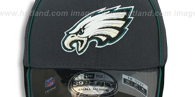 Eagles '2014 NFL STADIUM FLEX' Grey Hat by New Era