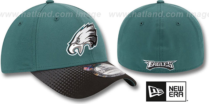 Eagles '2015 NFL DRAFT FLEX'  Hat by New Era