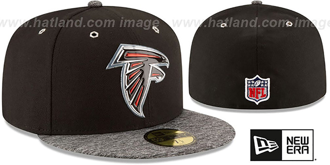 Falcons '2016 NFL DRAFT' Fitted Hat by New Era