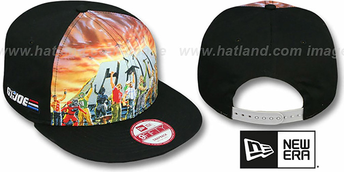 G. I. Joe 'SUB FRONT SNAPBACK' Adjustable Hat by New Era