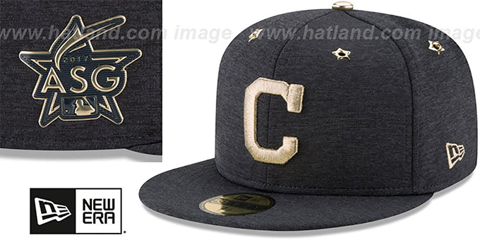 Indians '2017 MLB ALL-STAR GAME' Fitted Hat by New Era